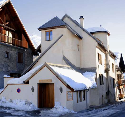 The Chalet-Hotel Charlotte in Monetier