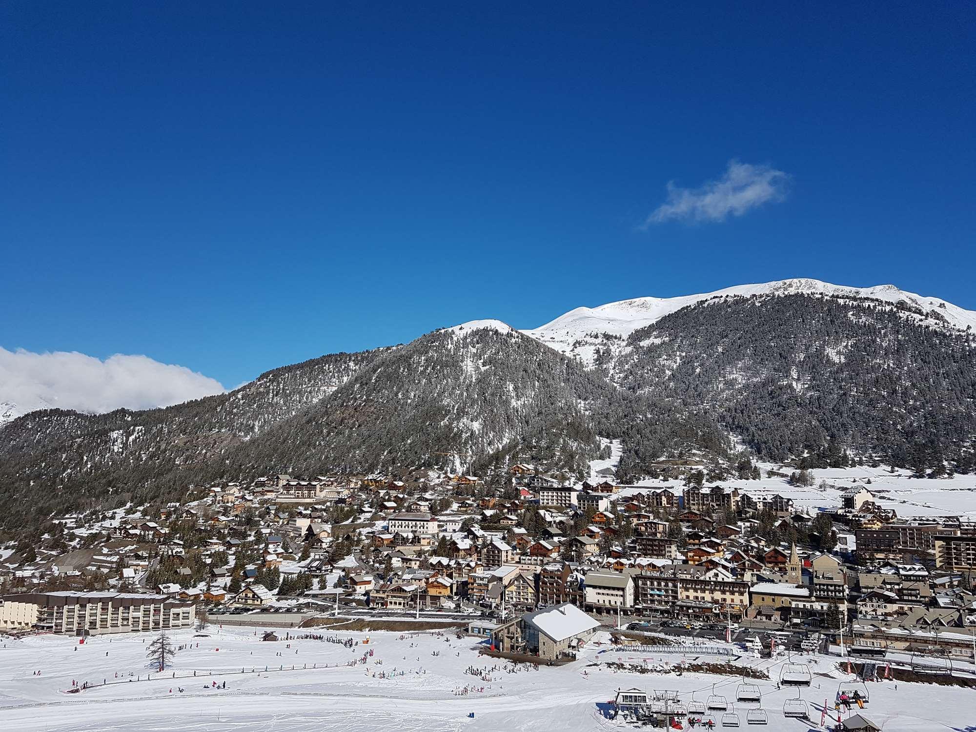 Montgenevre village