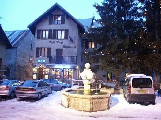 The Hotel de l'Europe