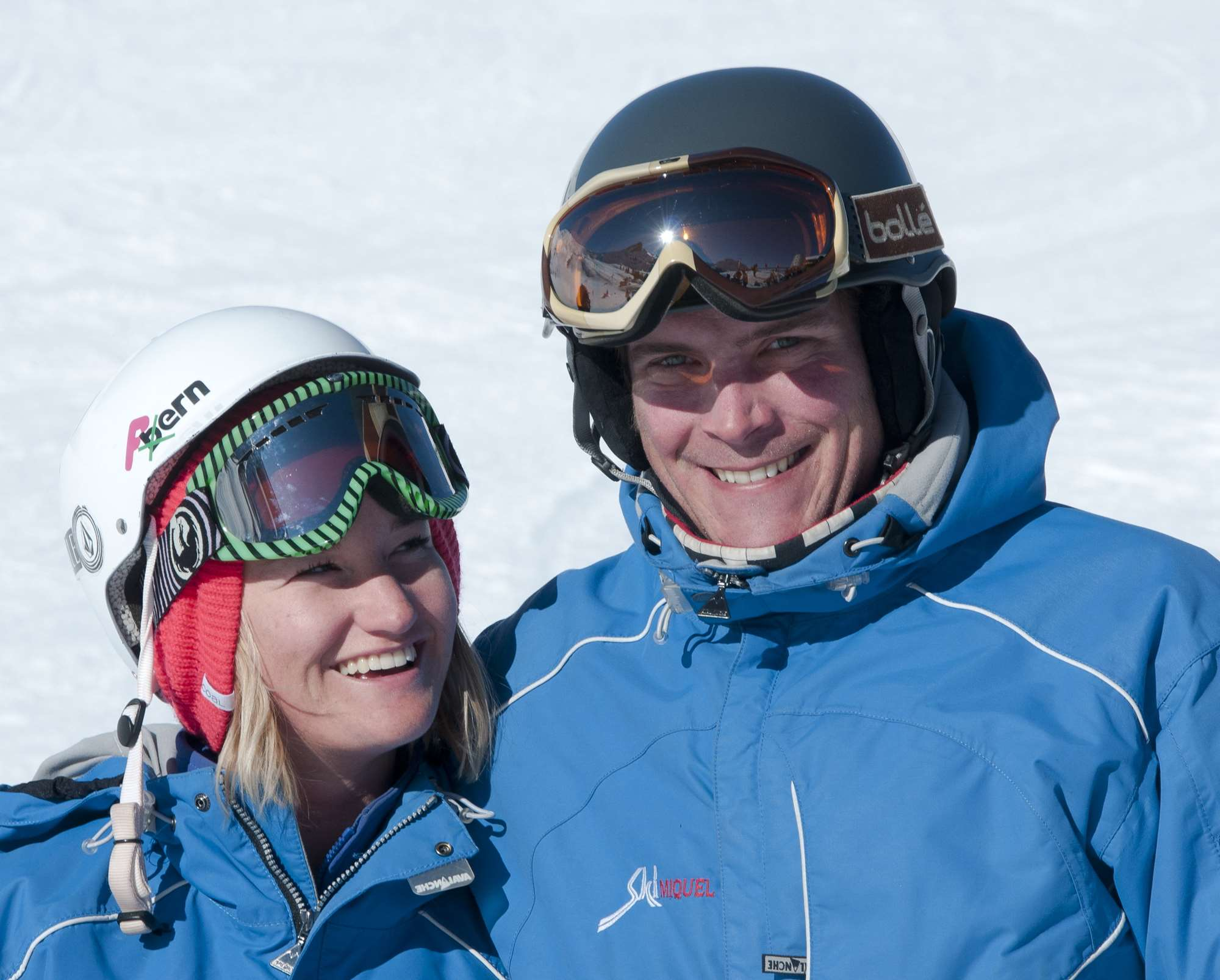Ski Miquel hosts in Serre Chevalier