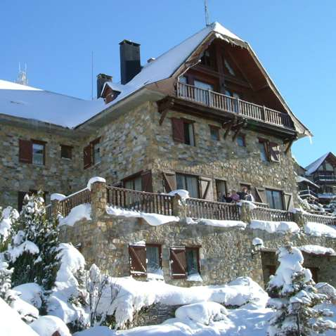 Chalet-Hotel Salana in Baqueira