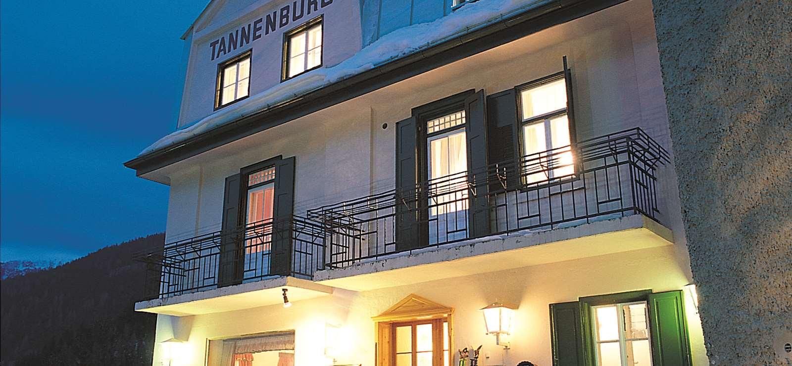 Chalet-Hotel Tannenburg in Bad Gastien