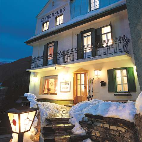 Chalet-Hotel Tannenburg in Bad Gastein