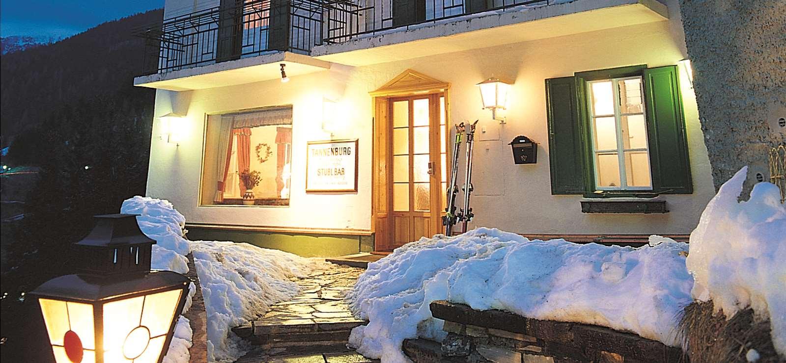Chalet-Hotel Tannenburg in Bad Gastein