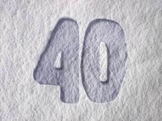 Snow 40