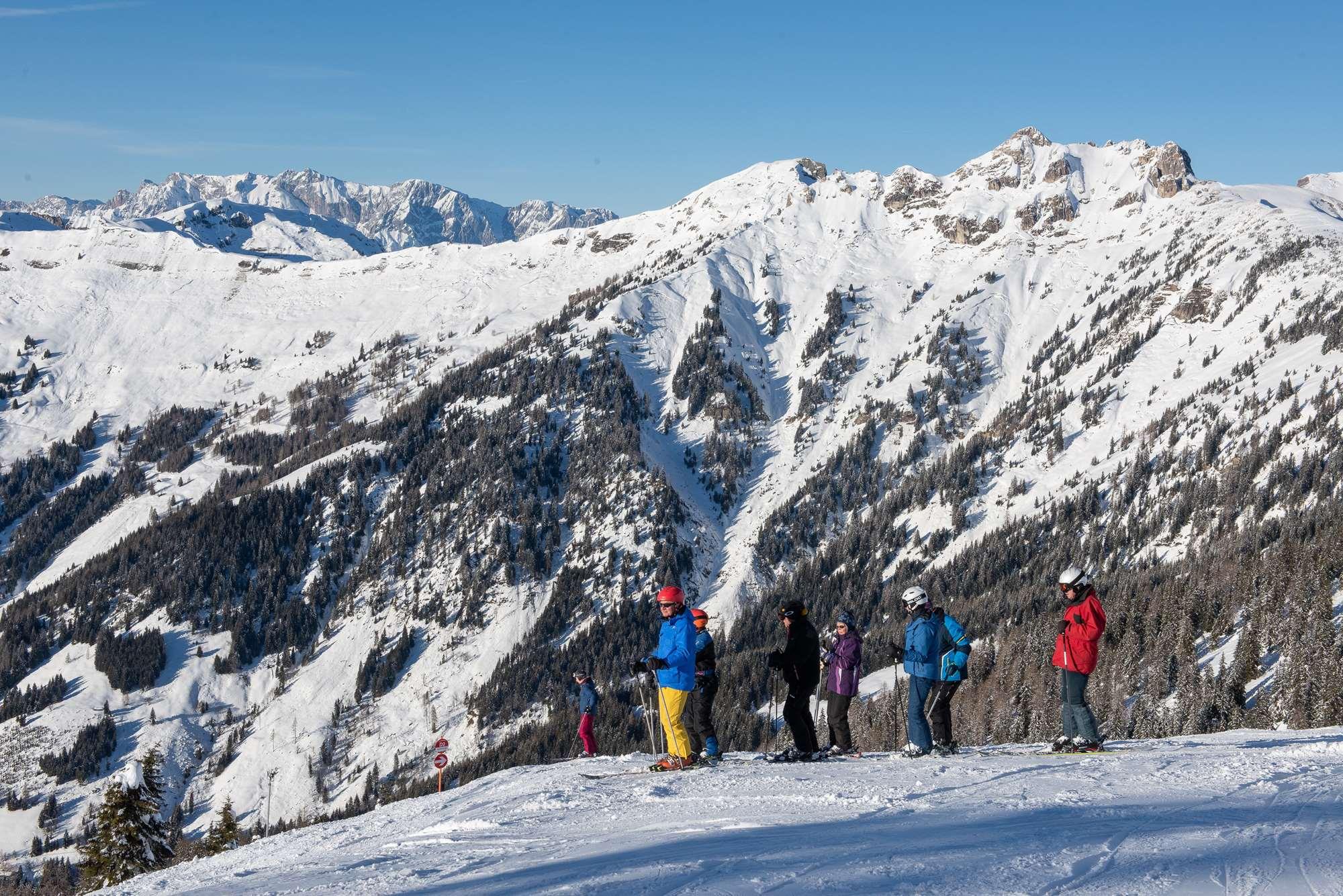 Ski hosting in Bad Gastein
