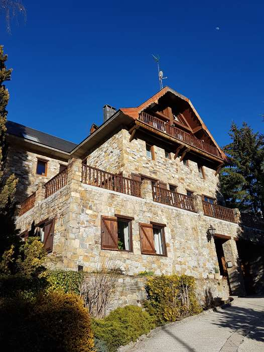 The Chalet Salana in Baqueira