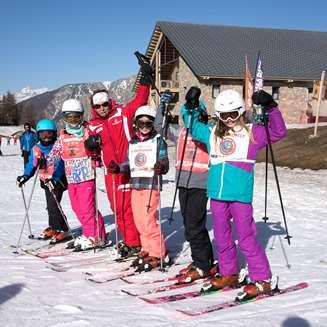 Ski school Montgenevre