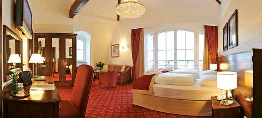 Room in the Salzburger Hof